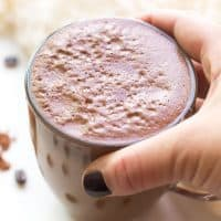 Paleo + Whole30 Mocha