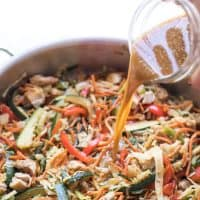 The BEST Paleo + Whole30 Stir Fry Sauce